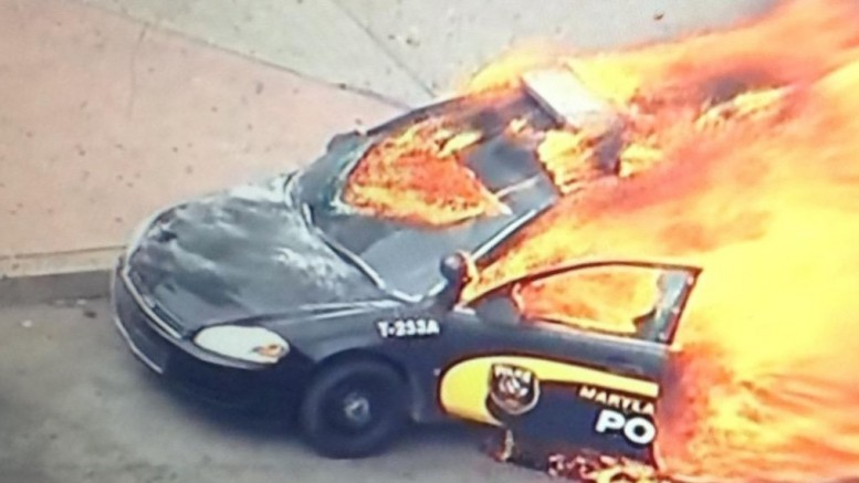 Proteste Baltimora