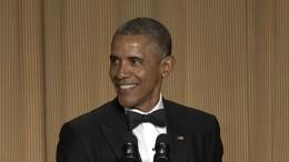 Obama umorismo