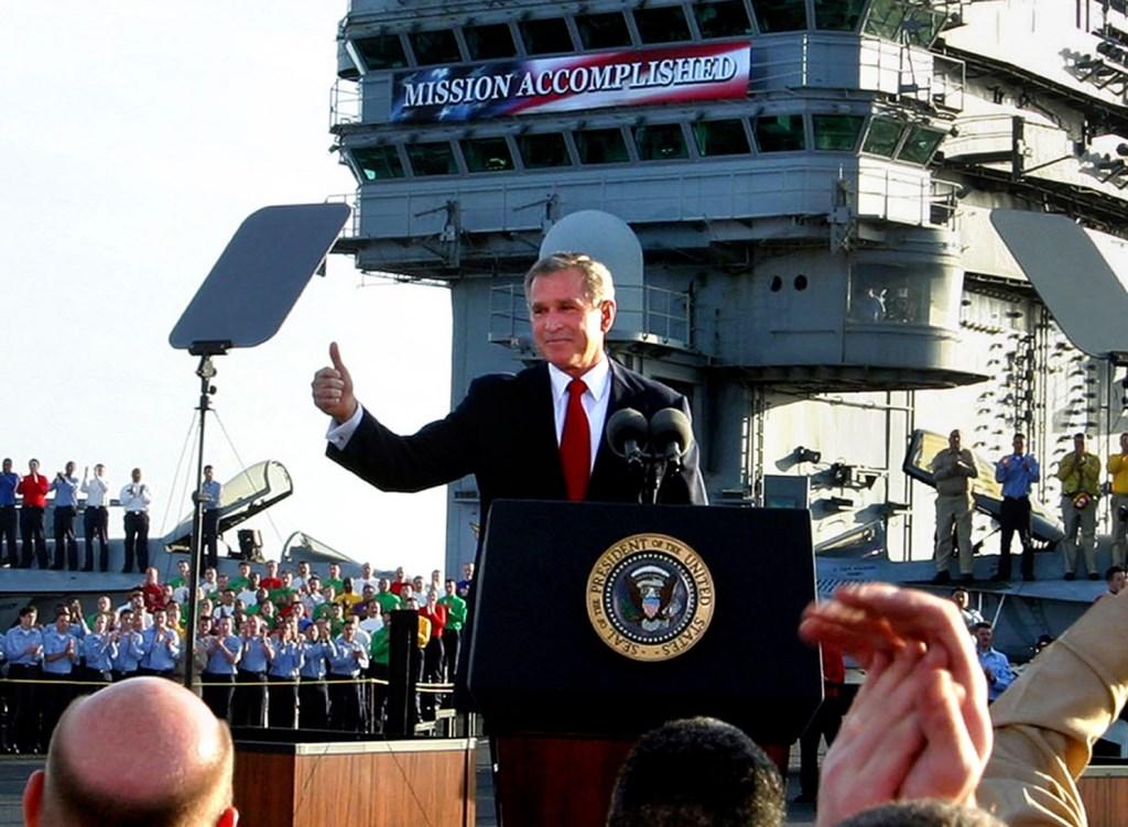 Mission Compiuta Iraq
